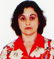 Cândida Augusta Carlos, Dr.ª